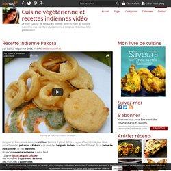 Recette Pakora cuisine indienne