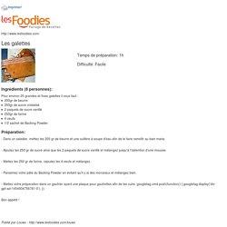 GAUFRETTES ( baking =levure)