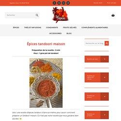 Recette : mélange d'épices tandoori maison