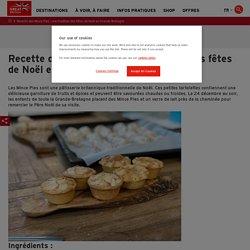 Recette des Mince Pies, une tradition de Noël