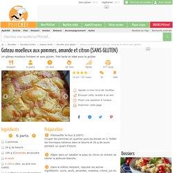 Recette Gâteau Moelleux au Citron par La cuisine chez PtiBoo