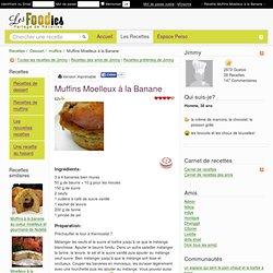 Recette de Muffins Moelleux à la Banane