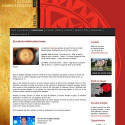 La recette officielle - Site officiel de la Fête du Gâteau Basque - Cambo-les-Bains (Pays Basque)