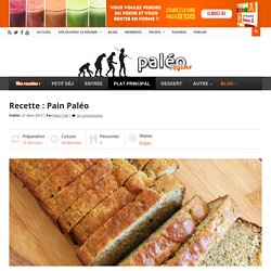 Pain Paléo