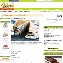 Pancake au sarrasin