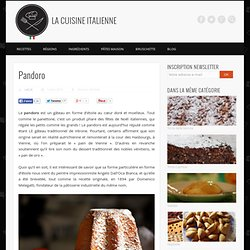 Recette de la cuisine italienne