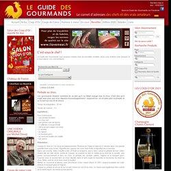 Recette Pintade au chou - recette du Guide des Gourmands – Pintade au chou