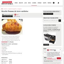 Recette de Pomme de terre suédoise