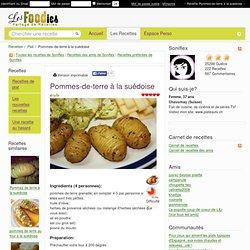 Recette de Pommes-de-terre à la suédoise