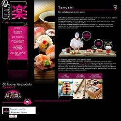 Recette et préparation sushi et maki - cuisine japonaise, cours sushi : Tanoshi