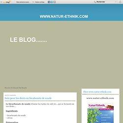 Recette de beauté du monde - Soin pour les dents… - Masque au curcuma :… - Masque purifiant… - Masque nettoyant… - www.natur-ethnik.com