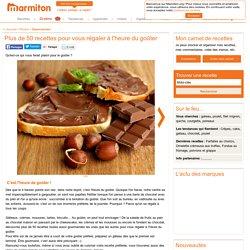 Recette de goûter : nos recettes d'un goûter réussi - Recette de gouter, 60 recettes pour un délicieux goûter