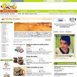 Recette Sablés coulants aux snickers par Ma Cuisine Dans Tous Ses Etats