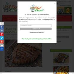 Steaks au BBQ comme dans les grands restaurants (juteux et parfait)