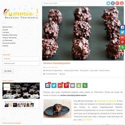 Recette de rochers thermomix chocolat praliné