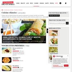 Cuisine chinoise : les meilleures recettes