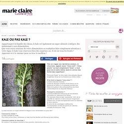 Recettes de chou kale