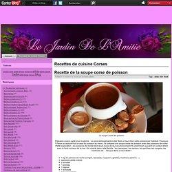 recettes cuisine corses