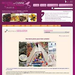 Recettes de Cuisine Economique by Maryse