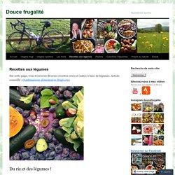 Recettes aux légumes | Douce frugalité