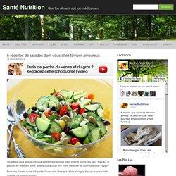 5 recettes de salades dont vous allez tomber amoureux