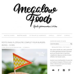 Recettes salées – Megalow Food