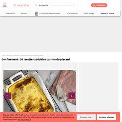 Idée de recettes - cuisine du placard !