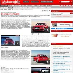 Audi A3 hybride rechargeable - En prise avec l'avenir - Actualités