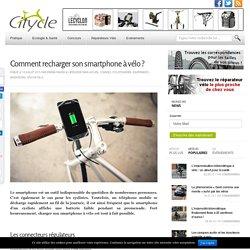 Recharger la batterie de son téléphone à vélo