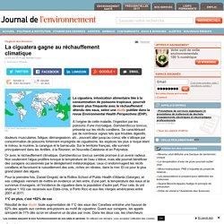 JDLE 04/06/14 La ciguatera gagne au réchauffement climatique