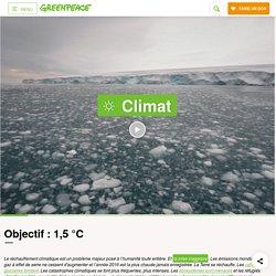 Lutter contre le réchauffement climatique