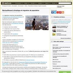 Réchauffement climatique et migration de population