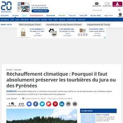 Réchauffement climatique: Pourquoi il faut absolument préserver les tourbières du Jura ou des Pyrénées