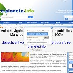 """5e rapport du GIEC : le réchauffement climatique est """"sans équivoque"""" (vidéo)"""