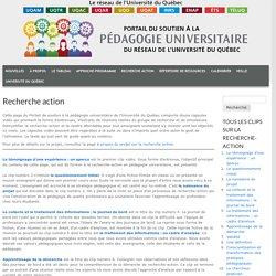 Recherche action