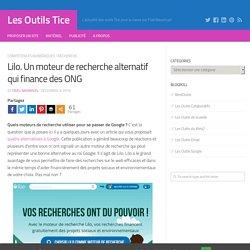 Lilo. Un moteur de recherche alternatif qui finance des ONG