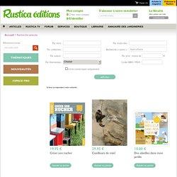 Editions Rustica : livres abeilles et apiculture