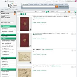 - 10423 results sur Gallica