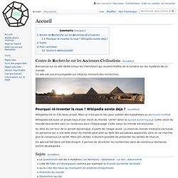 Centre de Recherche sur les Anciennes Civilisations