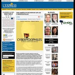 Cinq années de recherche sur les cyberpédophiles