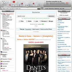 Recherche » dante's cove