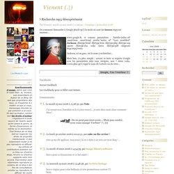 Recherche mp3