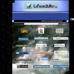 moteur de recherche fichier torrent LA FOUINE DU NET