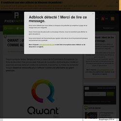 Qwant : un moteur de recherche français comme alternative à Google ?