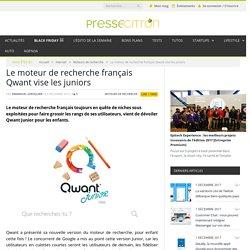 Le moteur de recherche français Qwant vise les juniors