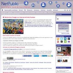 Recherche d'images sur Internet et Droit d'auteur
