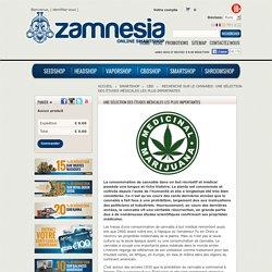 Recherche sur le Cannabis: Une sélection des études médicales les plus importantes