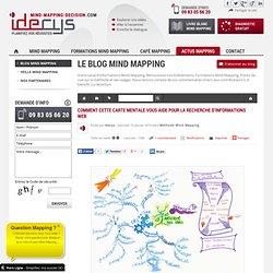 Mind Mapping Decision - Comment cette carte mentale vous aide pour la recherche d'informations web - Le Blog Mind Mapping
