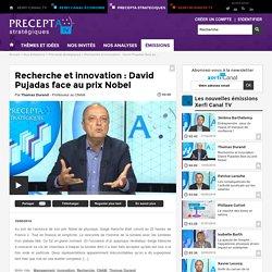 Thomas Durand, CNAM - Recherche et innovation : David Pujadas face au prix Nobel