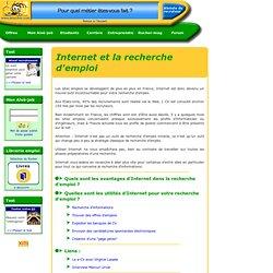 Recherche d'emploi sur Internet : aide, conseils sur Le Rucher